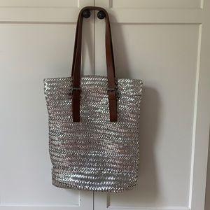 Mo&Co soft leather bag